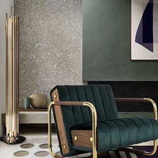 Brubeck floor by Luxxu Covet Lighting