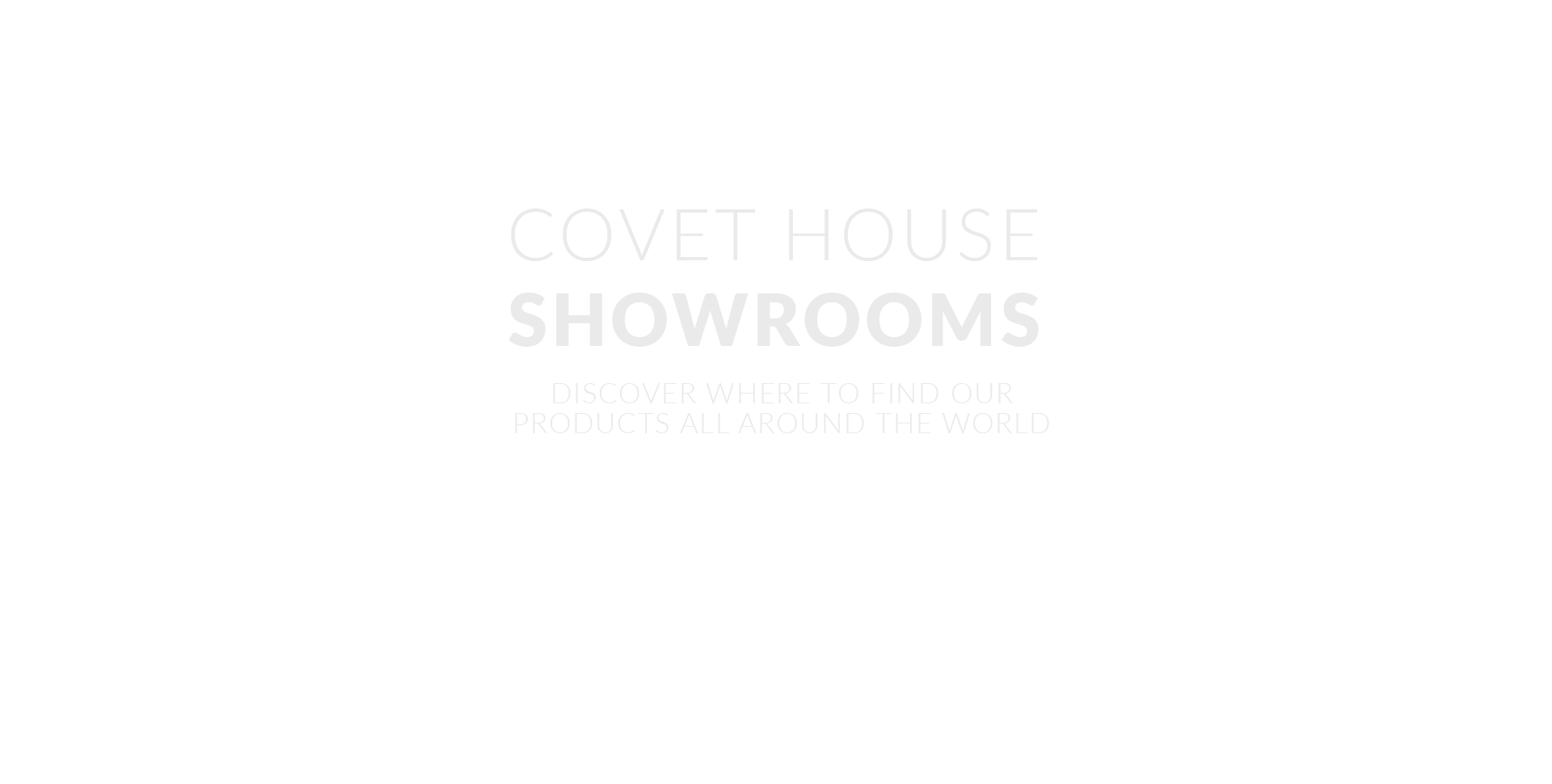 showrooms Covet House Lighting | Curated Contemporary Furniture