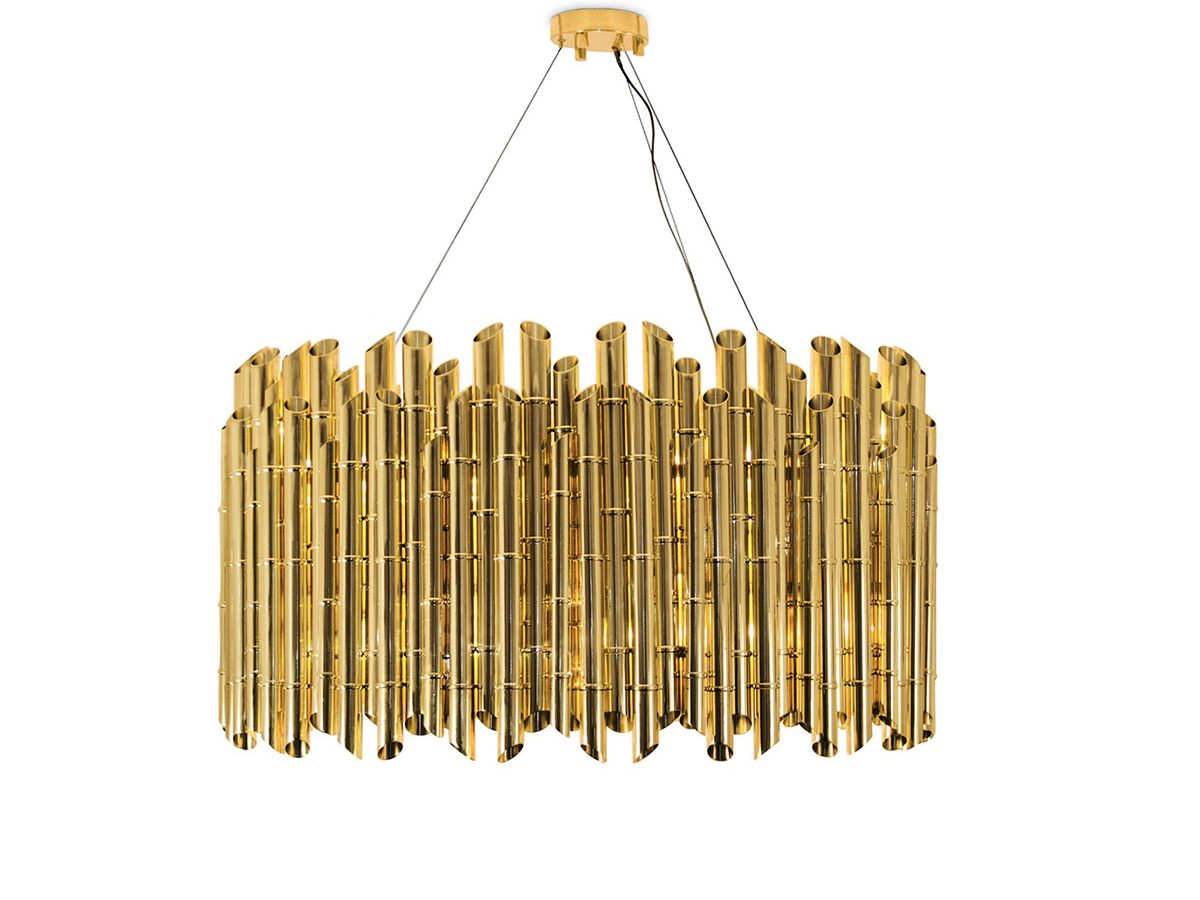 Saki Suspension Lamp by Brabbu Covet Lighting