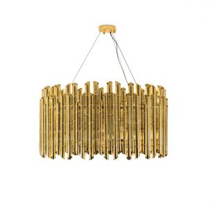 Saki Suspension Lamp by Brabbu Covet Lighting