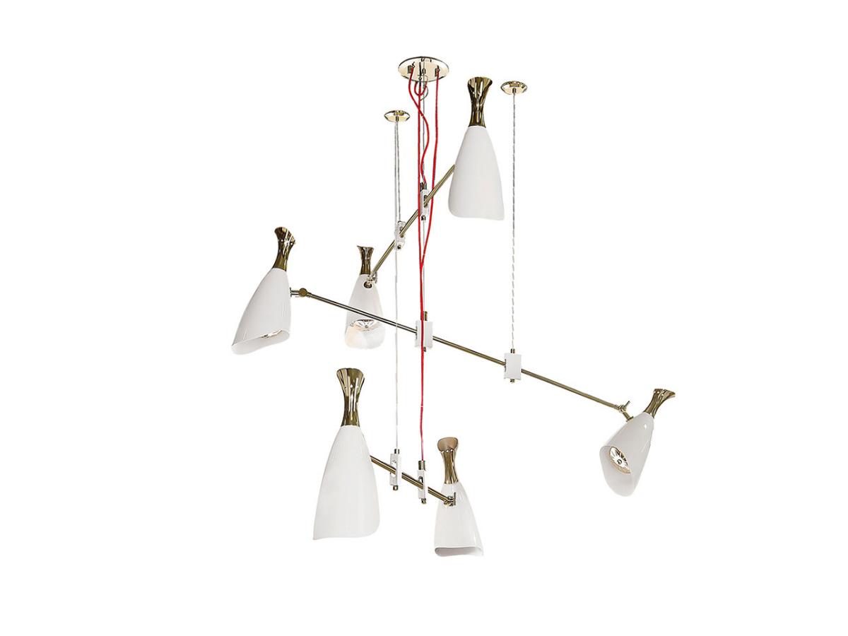 Duke Pendant Lamp Delightfull Covet Lighting