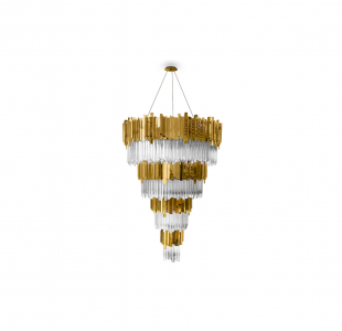 Empire Chandelier Luxxu Covet Lighting