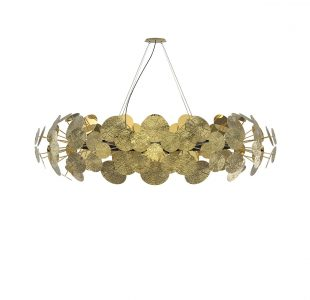 Newton Chandelier by Boca do Lobo - Covet Lighting