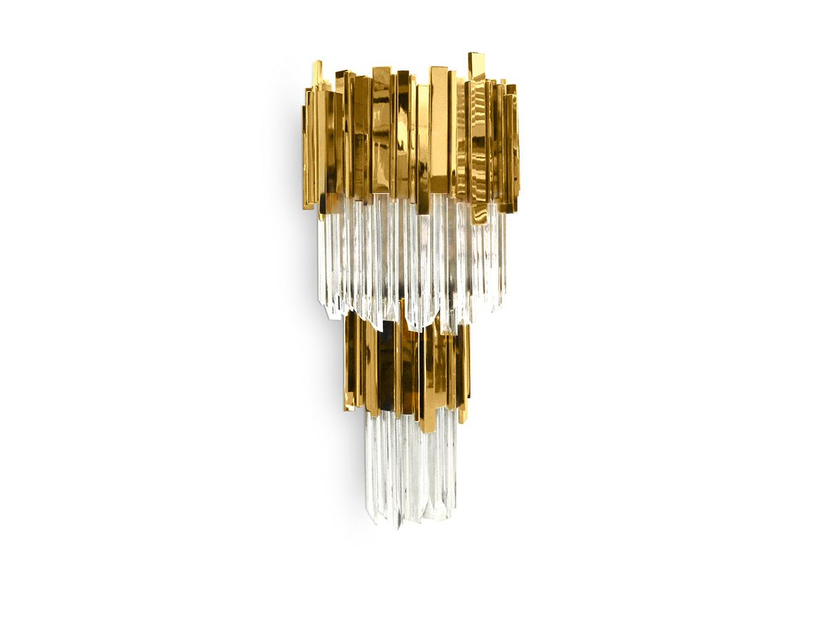 Empire Wall Lamp by Luxxu Covet Lighting
