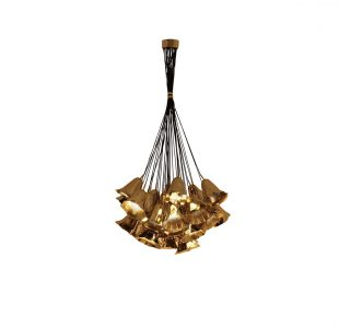 Gia Chandelier by Koket Covet Lighting