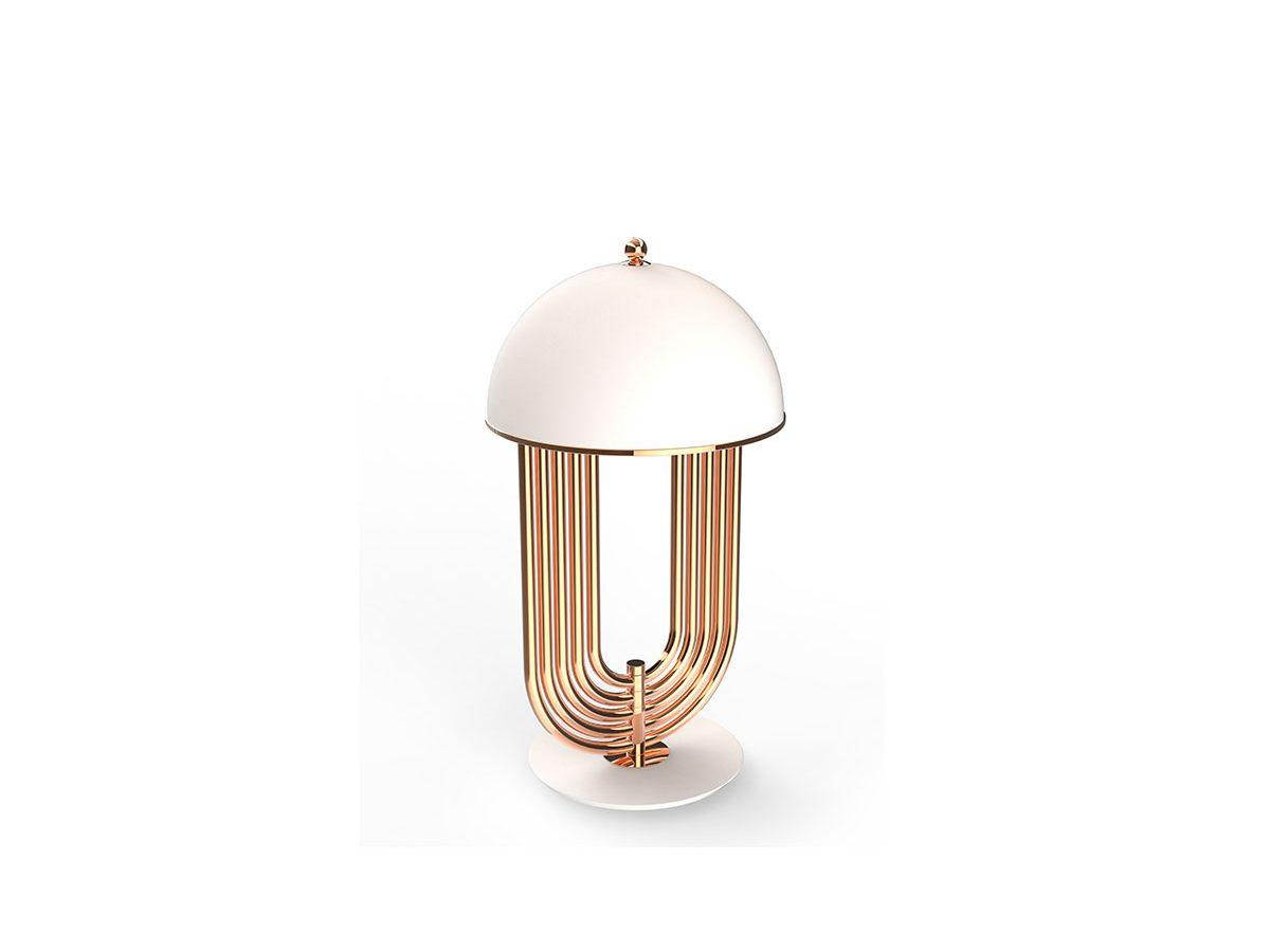 Turner Table Lamp by Delightfull Covet Lighting