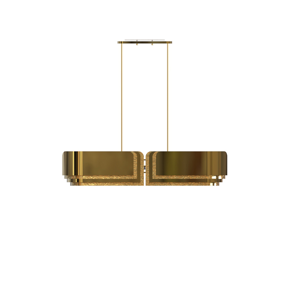 Vaughan Suspension Lamp by Delightfull Covet Lighting
