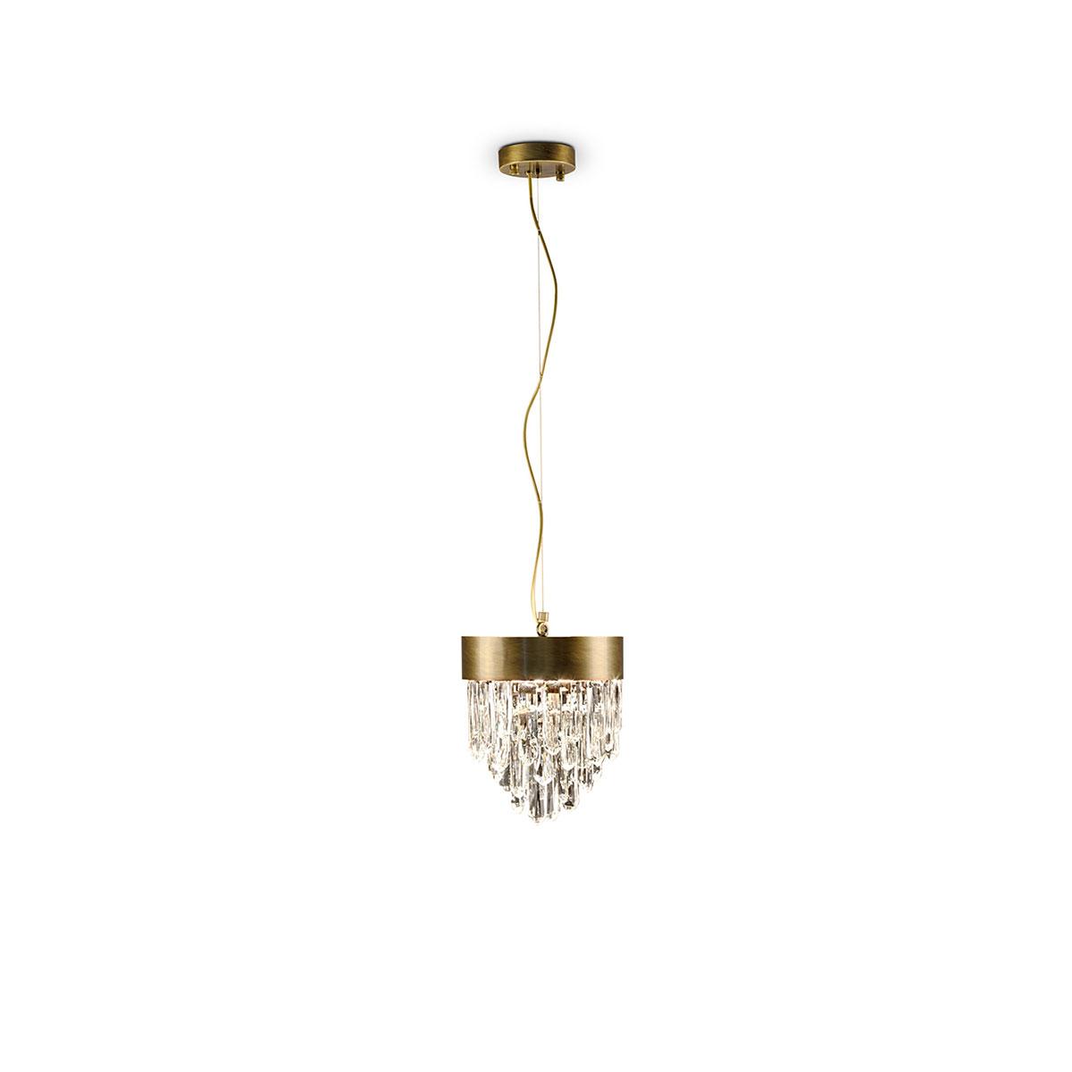 Naicca Pendant Lamp by Brabbu Covet Lighting