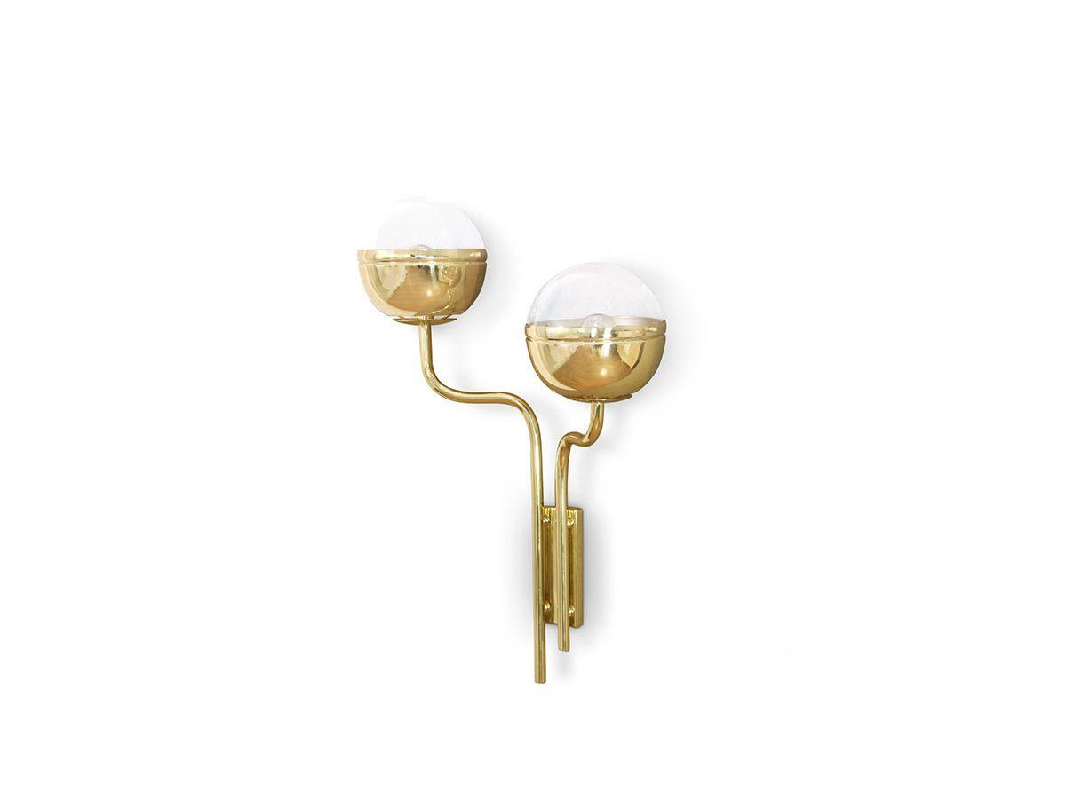 Niku Wall Lamp by Brabbu Covet Lighting
