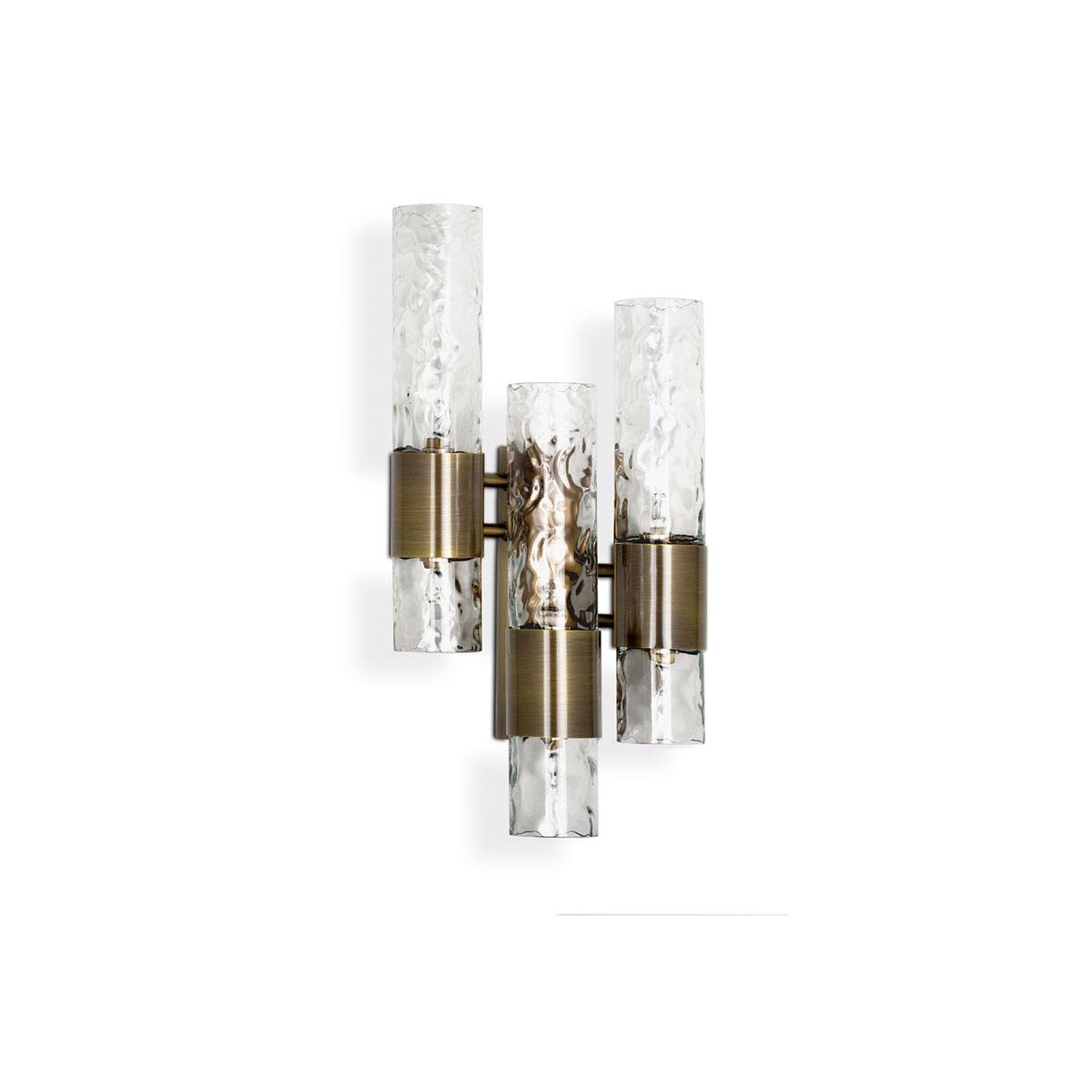 Ombak Wall Lamp by Brabbu Covet Lighting