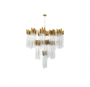 Burj Chandelier Luxxu Covet Lighting