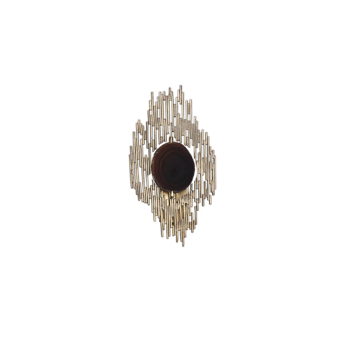 Vivre Sconce Wall Lamp by Koket Covet Lighting