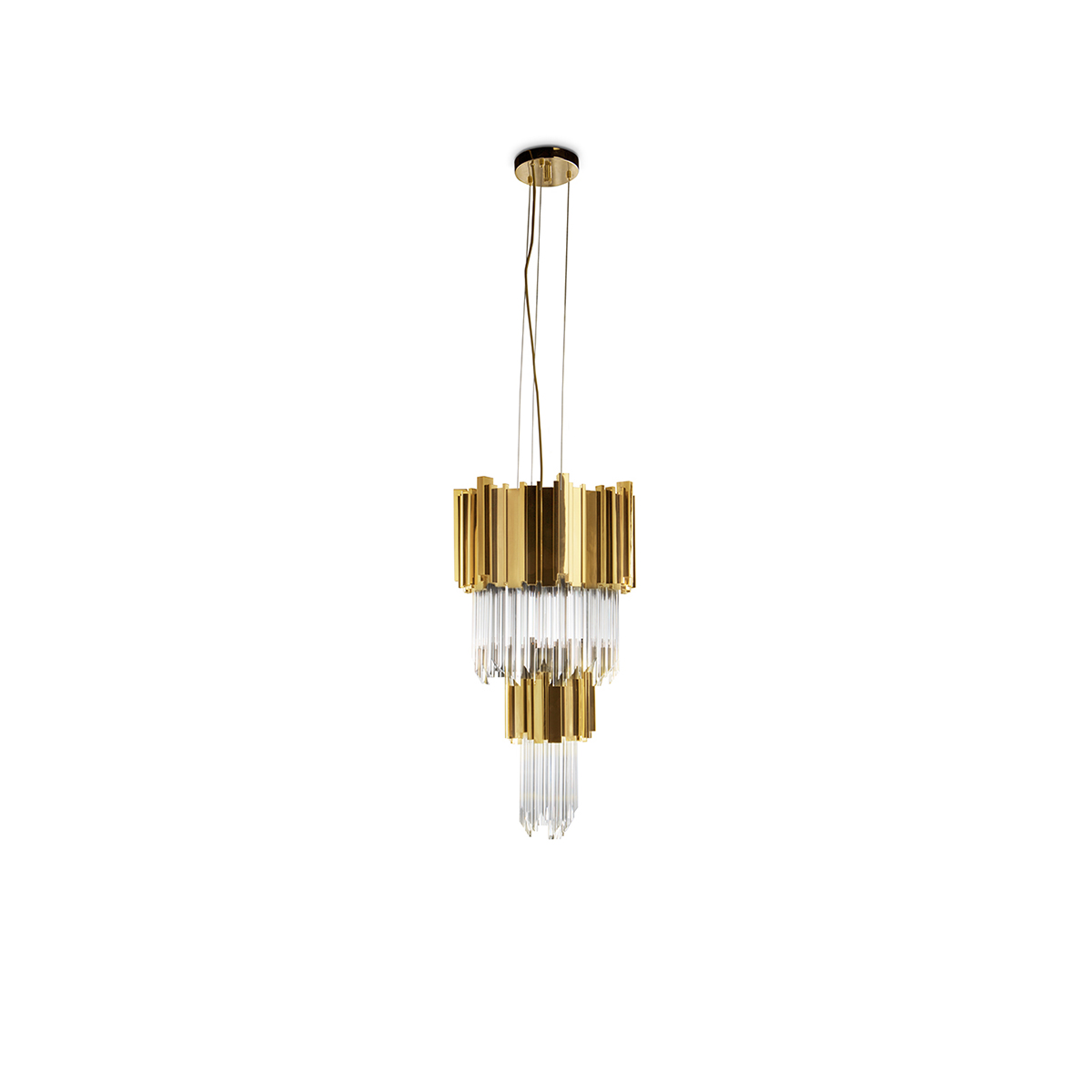Empire Pendant Lamp by Luxxu Covet Lighting