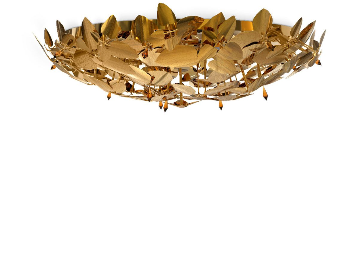 McQueen Plafond Lamp by Luxxu Covet Lighting