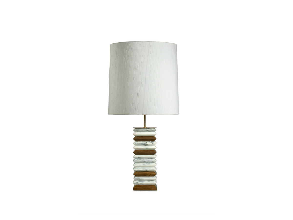 Apache Table Lamp by Brabbu Covet Lighting
