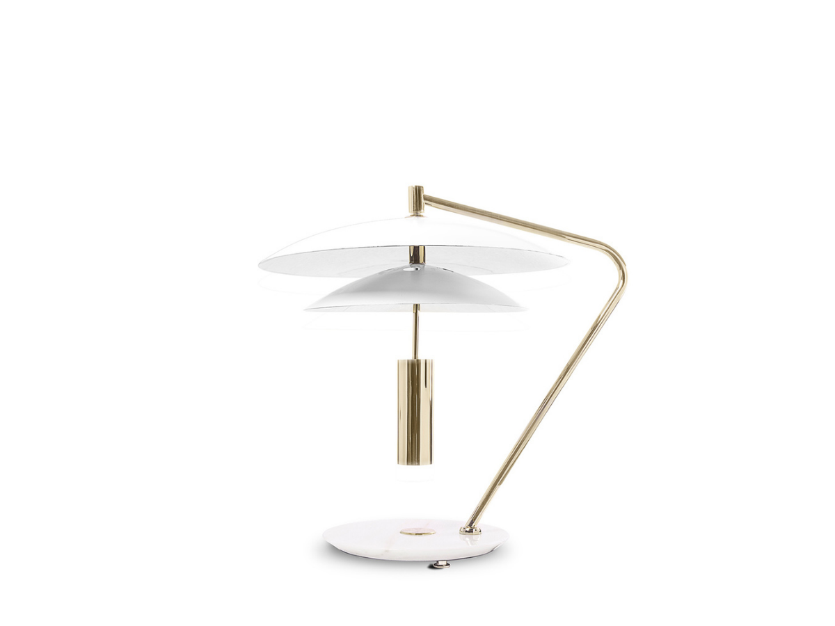 Basie Table Lamp by Delightfull Covet Lighting