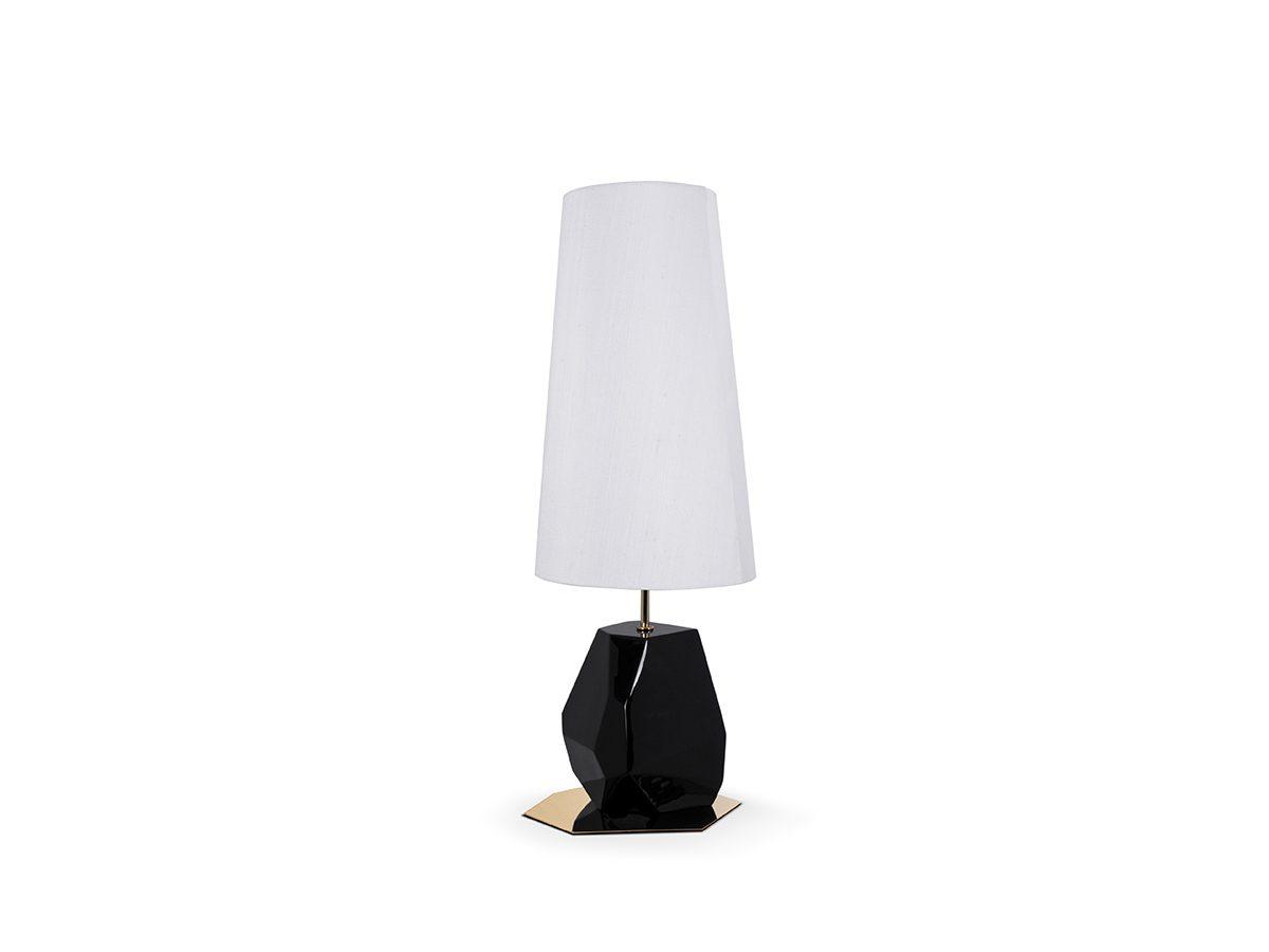 Feel Small Table Lamp by Boca do Lobo Covet Lighting