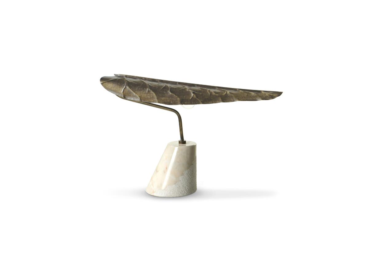 Calla Table Lamp by Brabbu Covet Lighting
