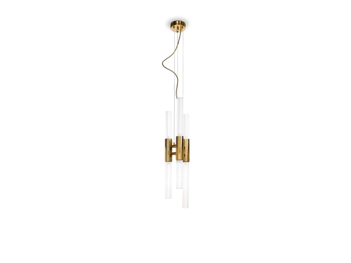 Waterfall XL Pendant Lamp by Luxxu Covet Lighting