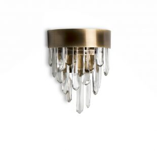 Naicca Wall Lamp by Brabbu Covet Lighting