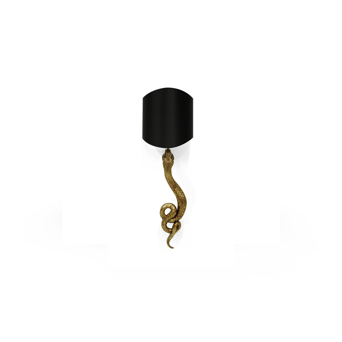 Serpentine Wall Lamp by Koket Covet Lighting