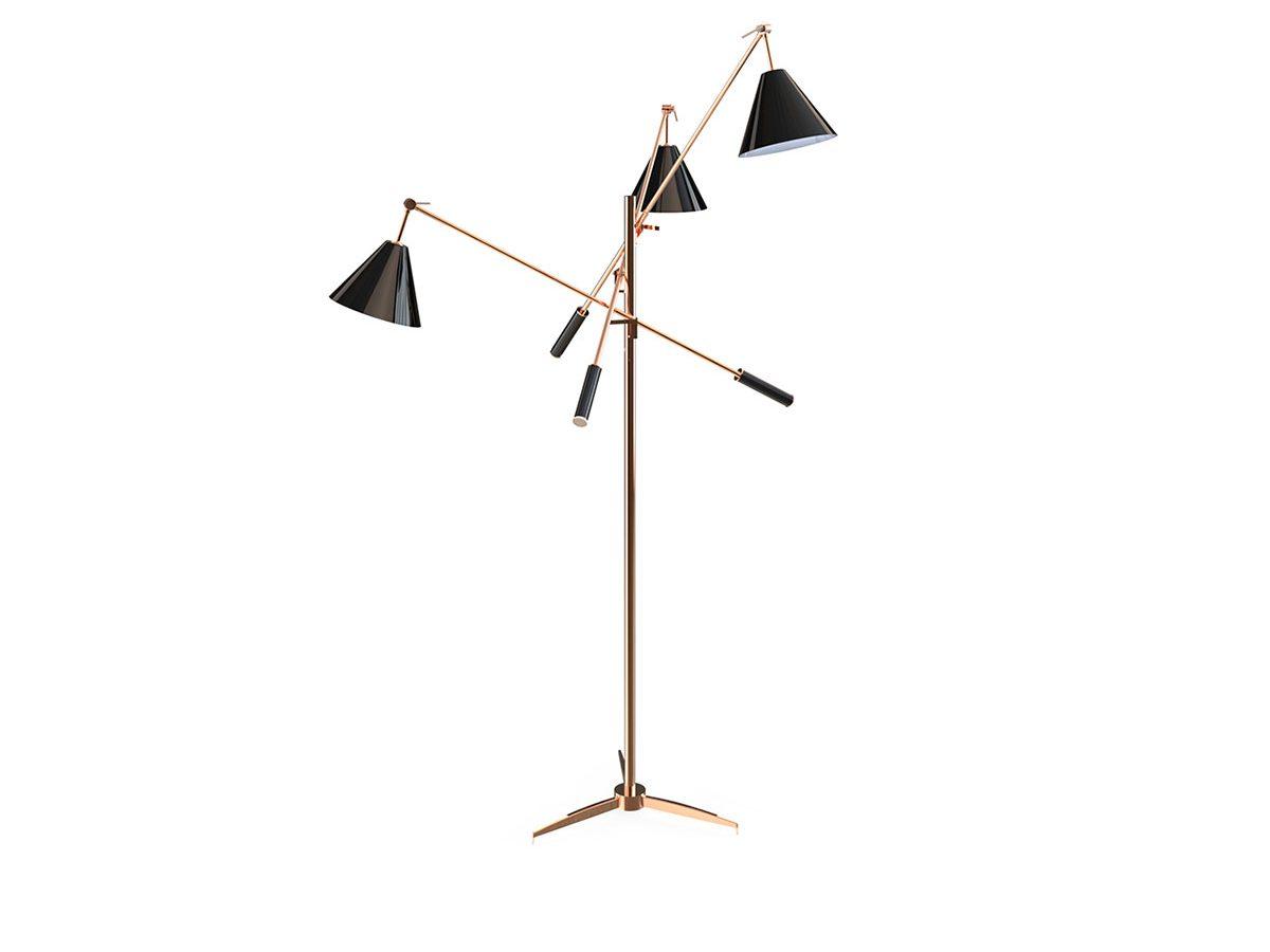 Sinatra Floor Lamp by Delightfull Covet Lighting