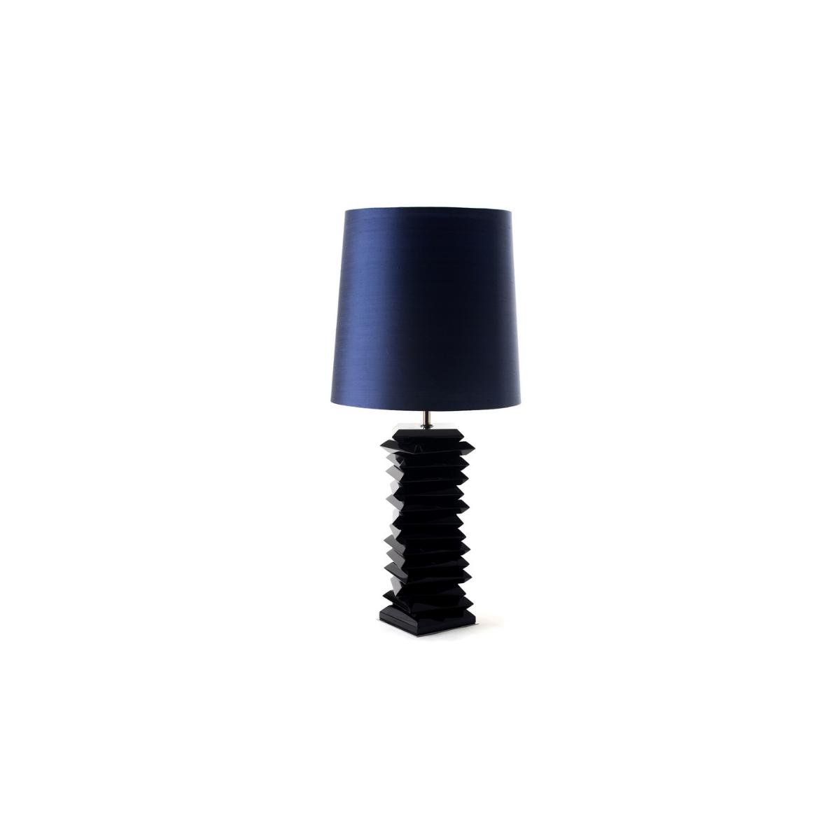 Tribeca Table Lamp by Boca do Lobo Covet Lighting