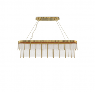 Pharo Snooker Suspension Lamp by Luxxu Covet Lighting
