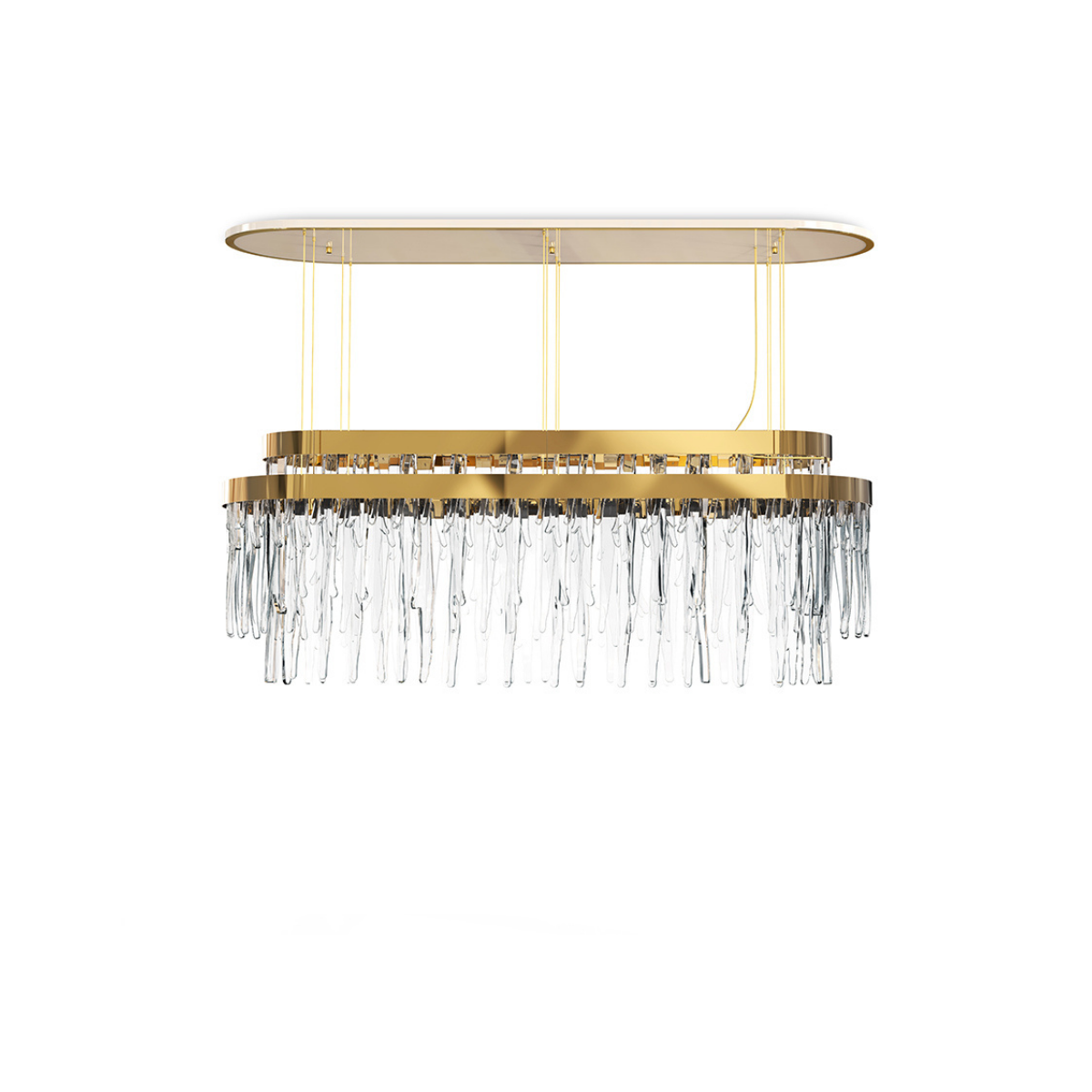 Babel Snooker Suspension Lamp by Luxxu Covet Lighting