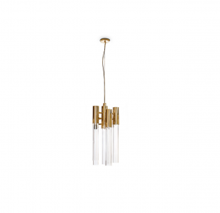 Burj Pendant Lamp by Luxxu Covet Lighting