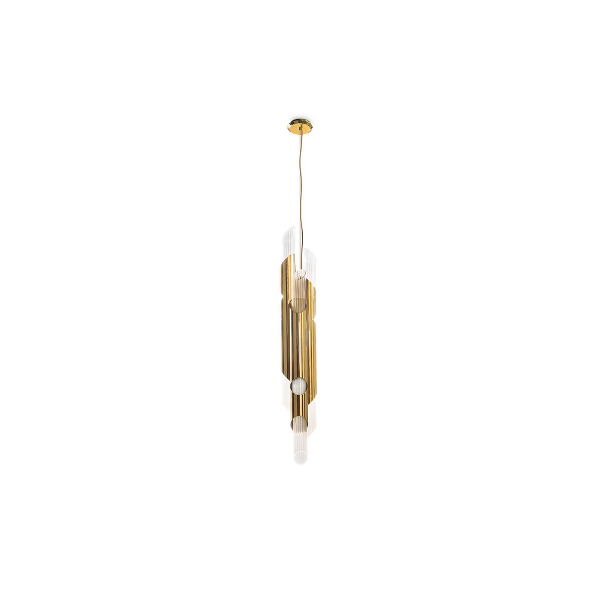 Draycott Pendant Lamp by Luxxu Covet Lighting
