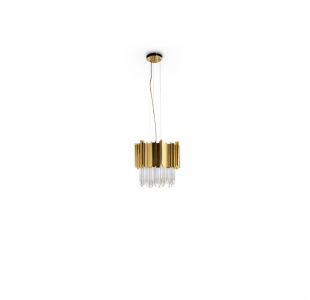 Empire Small Pendant Lamp by Luxxu Covet Lighting
