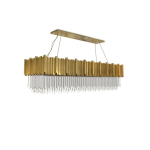 Empire Square Snooker Suspension Lamp by Luxxu Covet Lighting