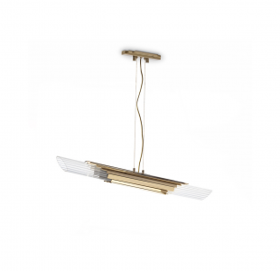 Harpia Suspension Lamp by Luxxu Covet Lighting