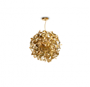 Mcqueen Globe Suspension Lamp by Luxxu Covet Lighting