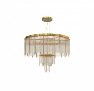 Pharo II Suspension Lamp by Luxxu Covet Lighting