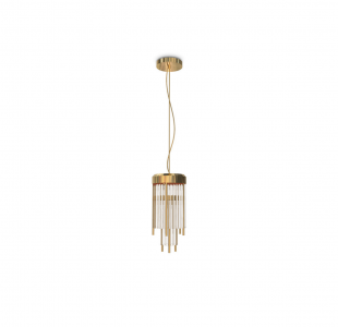 Pharo Small Pendant Lamp by Luxxu Covet Lighting