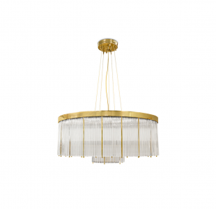 Pharo Suspension Lamp by Luxxu Covet Lighting