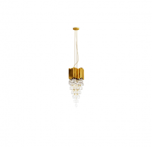 Trump Pendant Lamp by Luxxu Covet Lighting