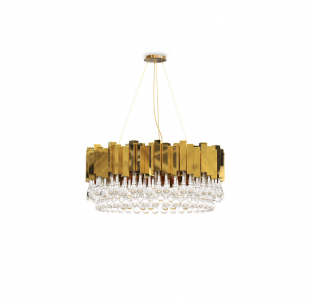 Trump Suspension Lamp by Luxxu Covet Lighting