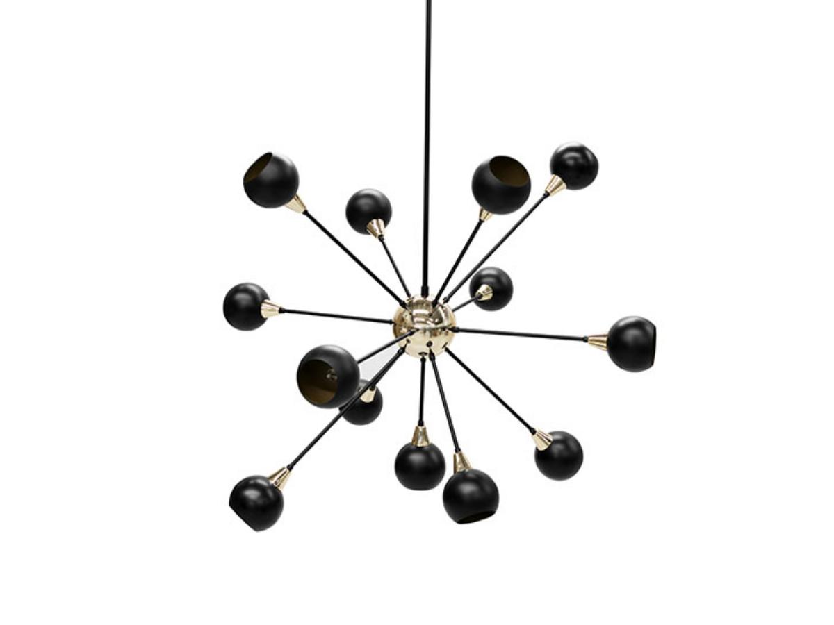 Blakey Suspension Lamp Delightfull