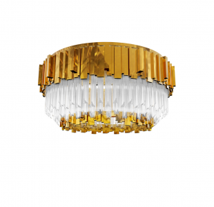Empire Plafond Lamp by Luxxu Covet Lighting