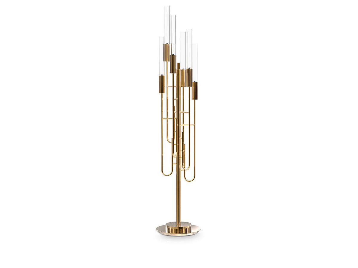 Gala Floor Lamp by Luxxu Covet Lighting