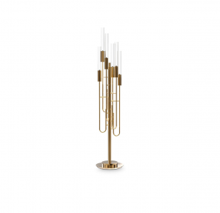 Gala Floor Lamp by Luxxu Covet Lighting