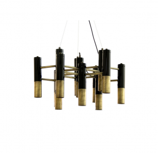 Ike Suspension Lamp by Delightfull Covet Lighting