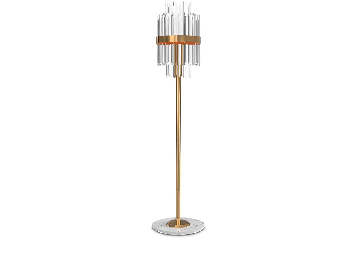 Liberty Floor Lamp by Luxxu Covet Lighting