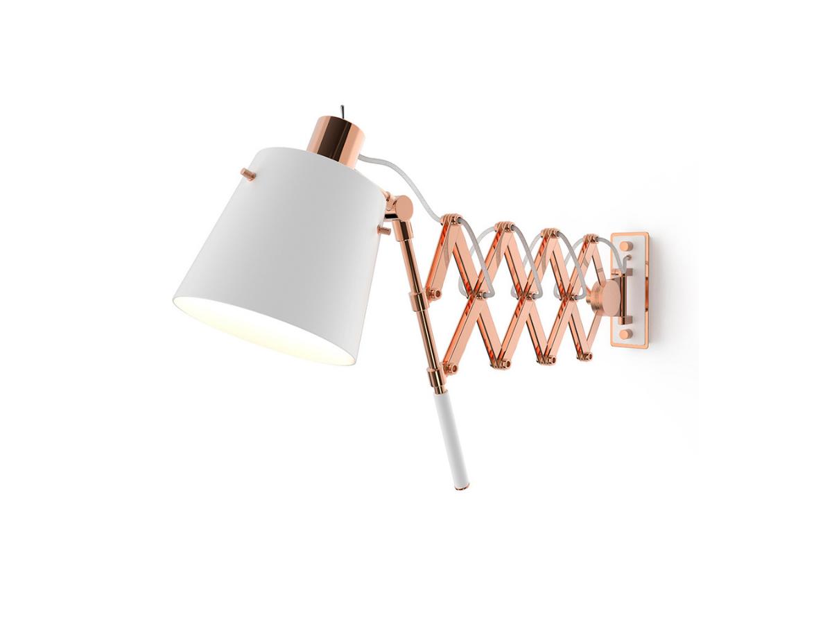 Pastorius Wall Lamp by Delightfull Covet Lighting