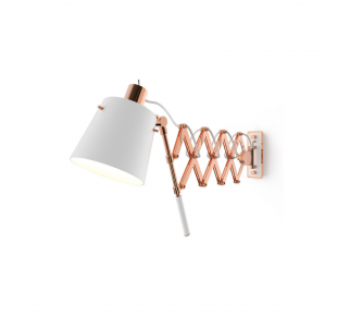 Pastorius Wall Lamp by Delightfull Covet Lighting
