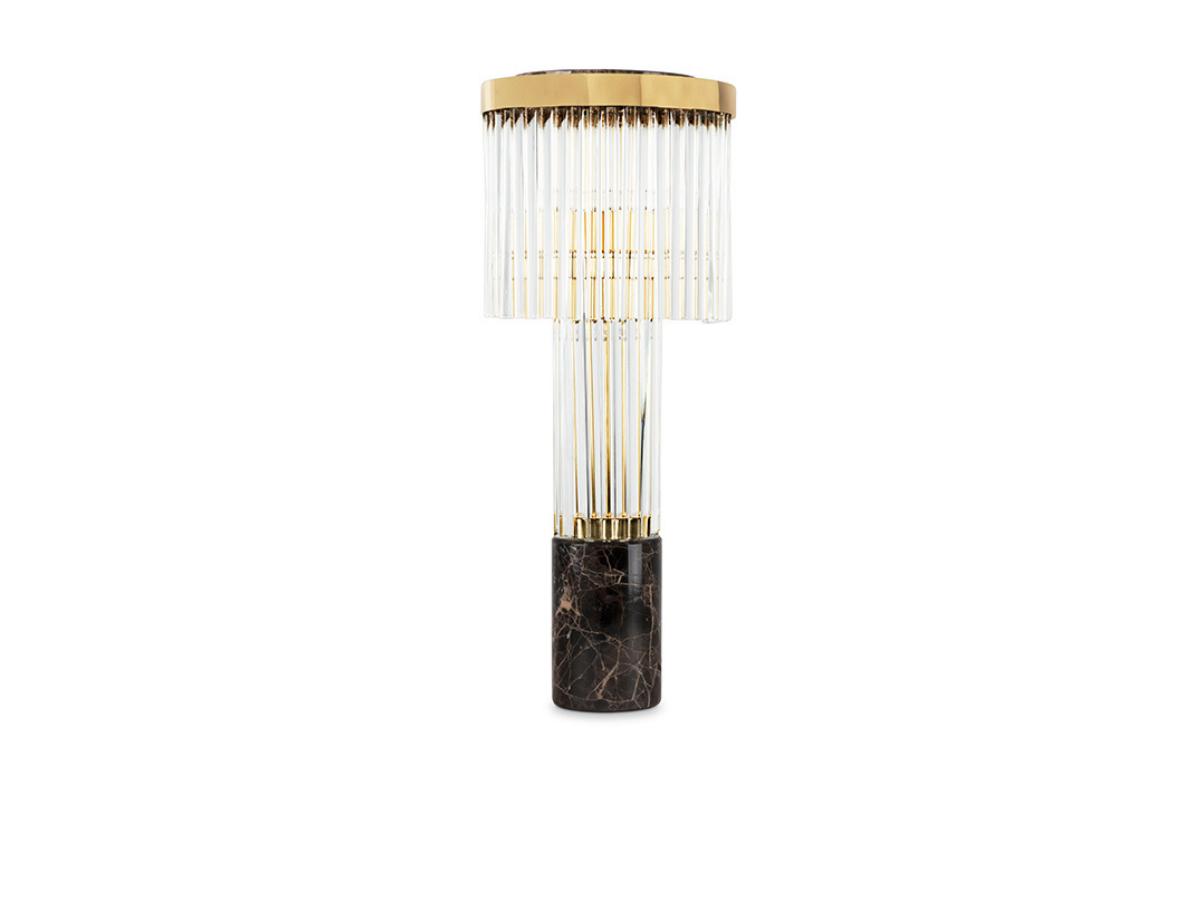 Pharo I Table Lamp by Luxxu Covet Lighting