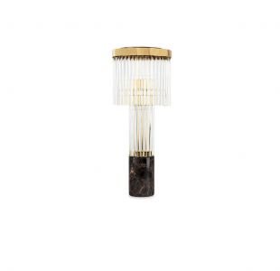 Pharo I Table Lamp by Luxxu Covet Lighting